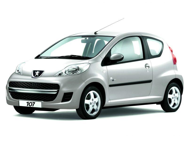 Peugeot 107 Auto