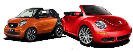 rent a car in santorini